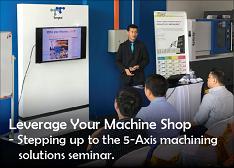 Leverage Your Machine Shop