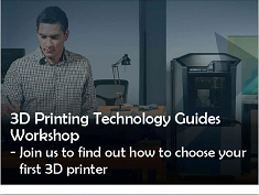 3D Printing Guides Workshop