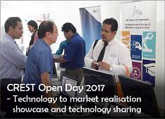 CRESt Open Day 2017