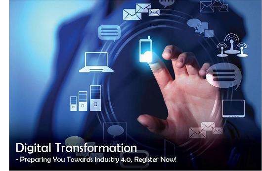 Digital Transformation: Towards Industry 4.0