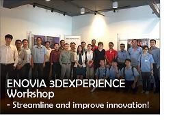 ENOVIA 3DEXPERIENCE Workshop