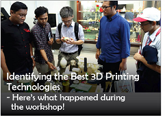 Identifying the Best 3D Printing Technologies