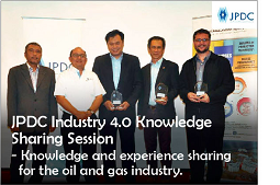 JDPC Industry 4.0 Knowledge Sharing Session
