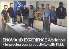 ENOVIA 3D EXPERIENCE Workshop