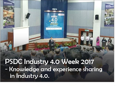 PSDC Industry 4.0 Week 2017