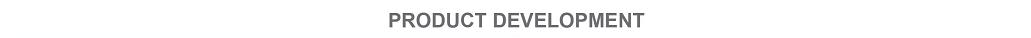 Product Developement