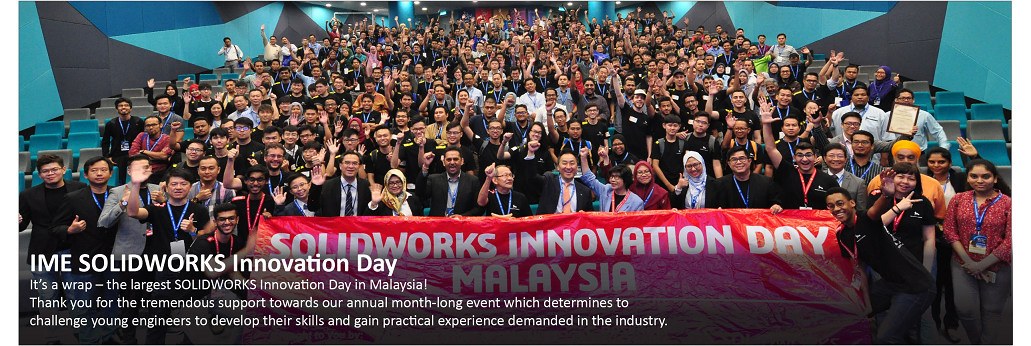 IME SOLIDWORKS Innovation Day